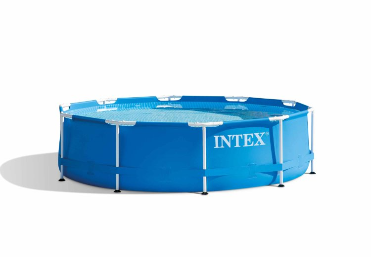Бассейн каркасный 305х76см, Metal Frame Pool intex 28200