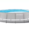 Бассейн каркасный 366х76см, Metal Frame Pool intex 26710